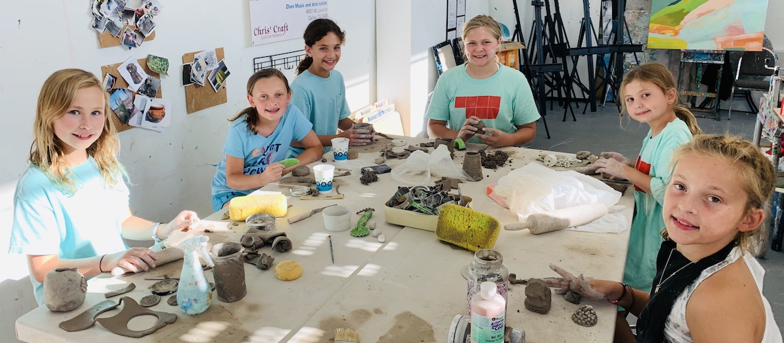 Clay Sculpture Classes